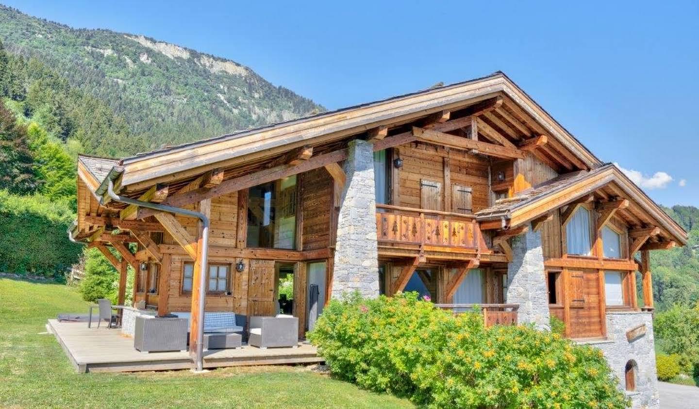 Chalet Haute-Savoie