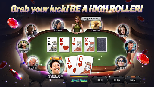 Texas Holdem Poker : House of Poker screenshot 4