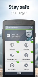 Mobile Security & Antivirus Screenshot 1