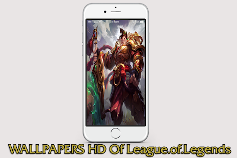 lol Wallpapers - Champions - náhled