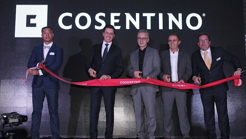Inauguración del nuevo Cosentino Center en Kuala Lumpur