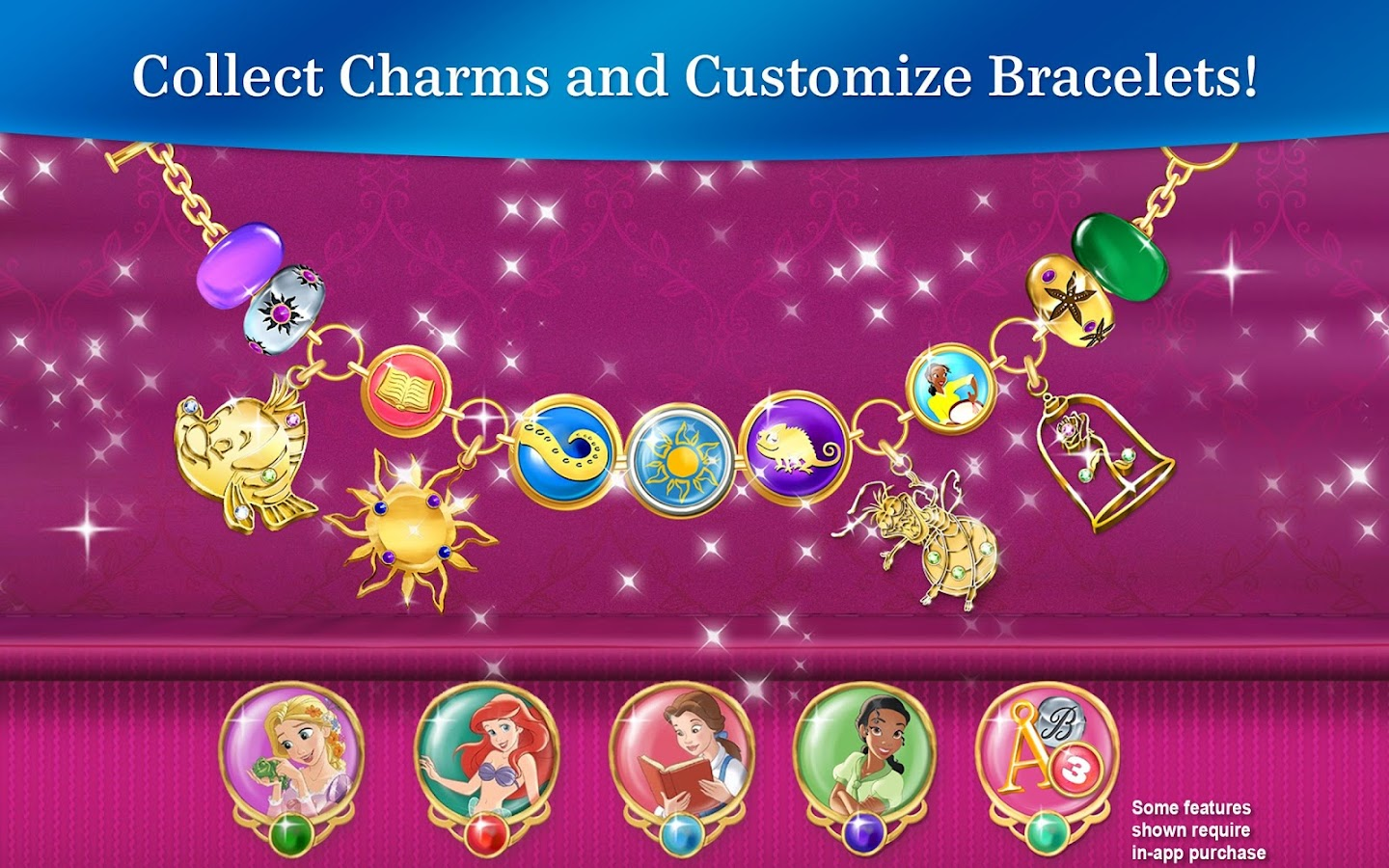 Princess: Charmed Adventures- screenshot