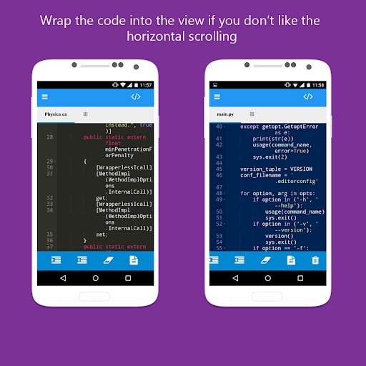 Our Code Editor Free