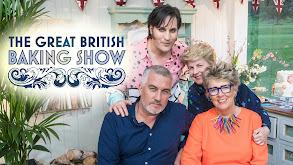 The Great British Bake Off thumbnail