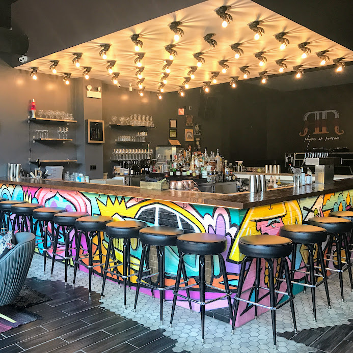 Colorful bar, Rhyme or Reason