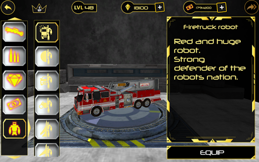 Robot City Battle apktram screenshots 8
