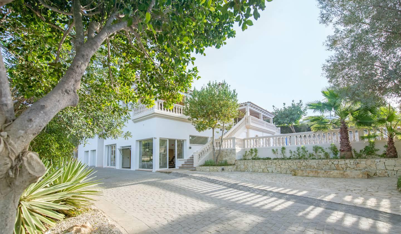 Villa avec piscine en bord de mer Santa Ponsa