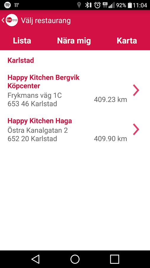 Happy Kitchen- screenshot