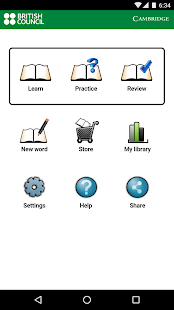MyWordBook - Learn English- screenshot thumbnail