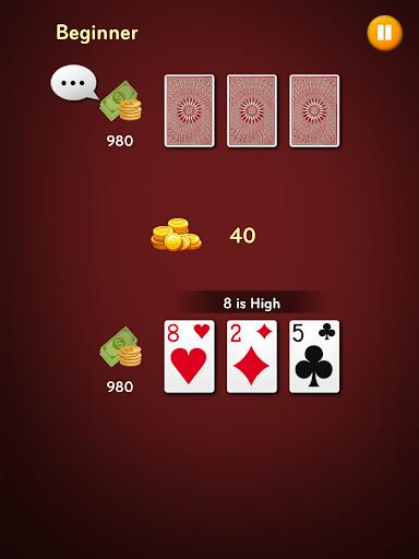 5 Card Brag