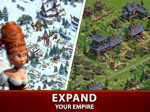 Forge of Empires: Build your city! 1.187.19 screenshots 12