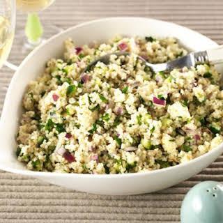 Couscous Salad.