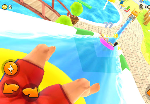 Uphill Rush Water Park Racing Apk 2