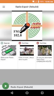 Radio Espoir - náhled