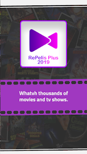 App Pelis TV RePeliculas gratis APK for Windows Phone