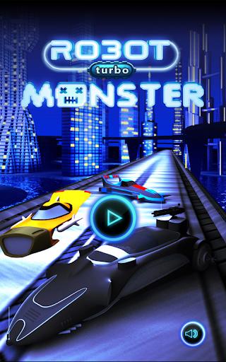 Robot Turbo Monster