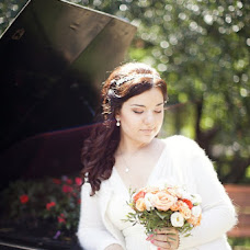 Wedding photographer Yuliya Gimaldinova (Gimaldinova). Photo of 09.11.2012