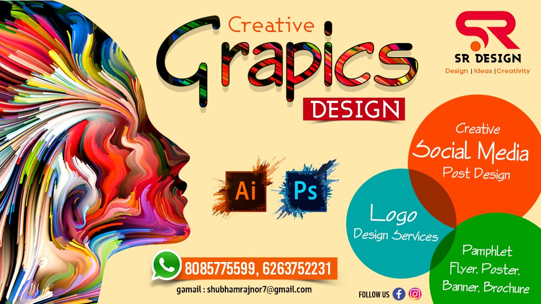 Sr Design Graphic Designer In Indore