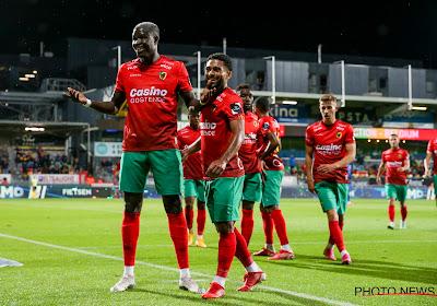 Robbie d'Haese (KV Ostende) aperçoit enfin le bout du tunnel