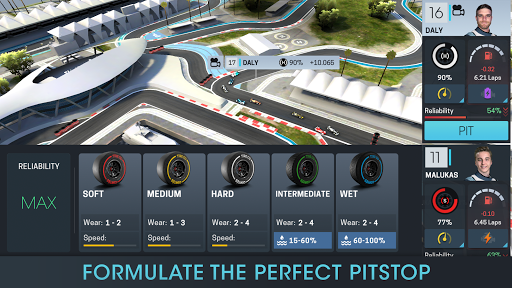 Motorsport Manager Online modavailable screenshots 7