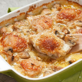 Easy Oven Baked Chicken Supreme.