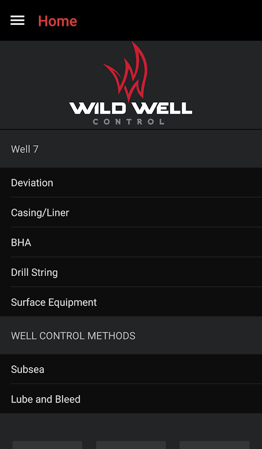 Well Control Killsheet- screenshot