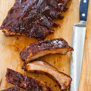 #6. Slow Cooker Barbecue Ribs