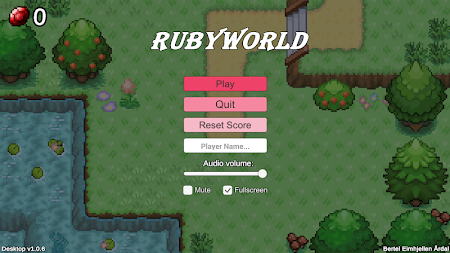 Rubyworld APK screenshot thumbnail 1