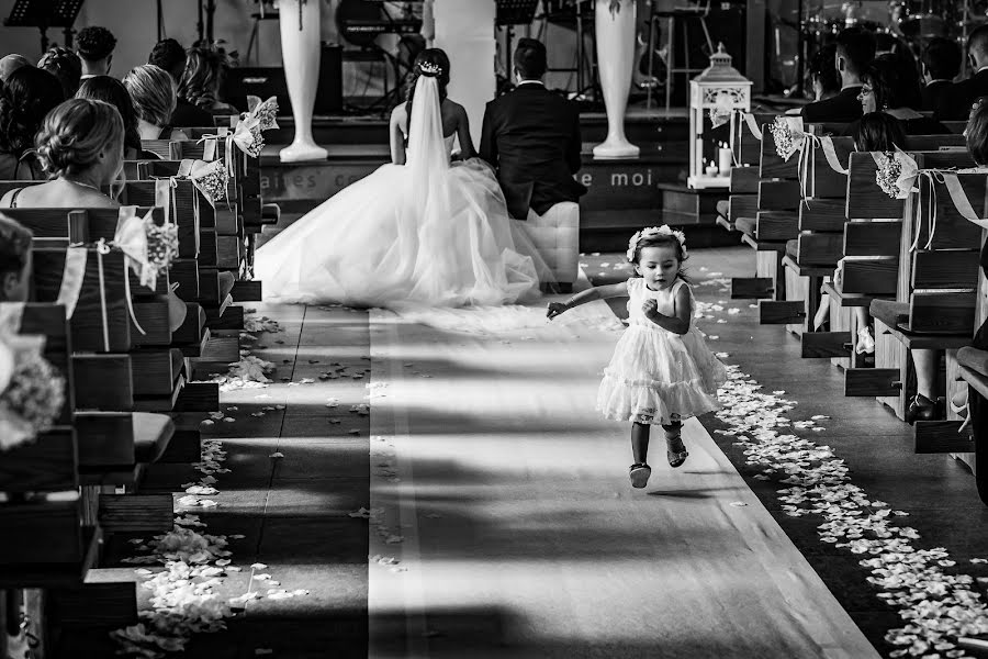Wedding photographer Patrick Billen (Wondermooi). Photo of 25.08.2019