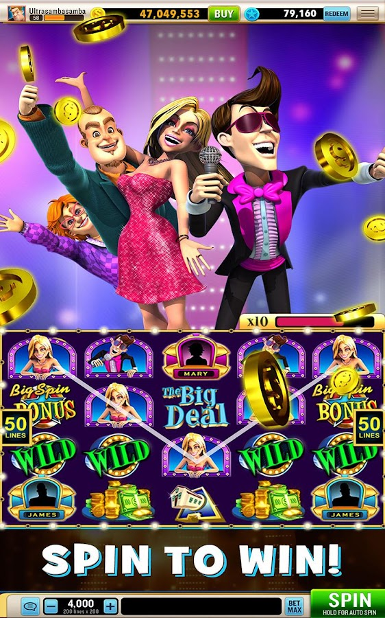 Slots - Vegas Party 3D Free! - Android Apps on Google Play