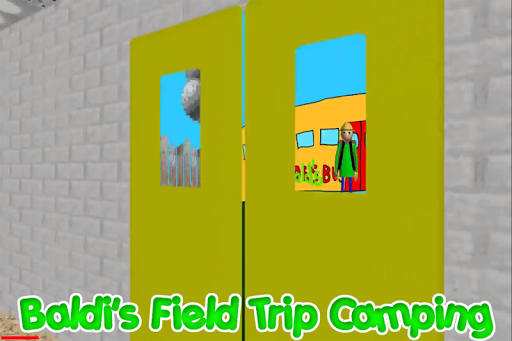 Field Trip of Balding Teacher: Let's Go Camping 1.4.3 screenshots 1