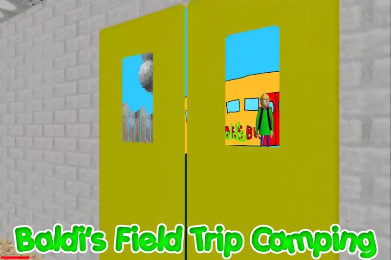 Free Download Field Trip of Balding Teacher: Let's Go Camping Cheat APK MOD