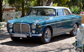Rover P5b coupé Rent Gauteng