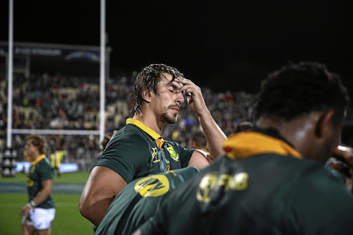 Eben Etzebeth. Picture: PHIL WALTER/ GETTY IMAGES