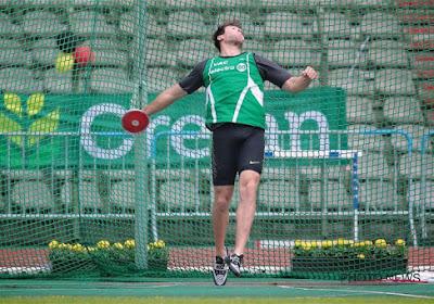 Philip Milanov a remporté une Coupe d'Europe des lancers