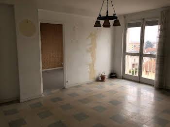 Appartement 4 pièces 66,55 m2