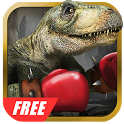 Dinosaurs fighters - Free fighting games icon