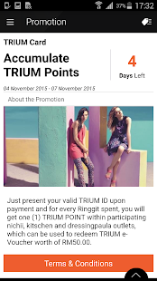 TRIUM Card- screenshot thumbnail