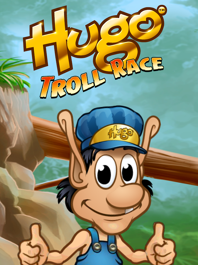 hugo troll game