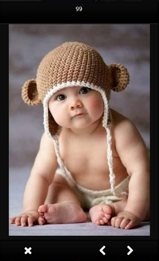 Cute Baby Gallery 1.1 screenshots 3