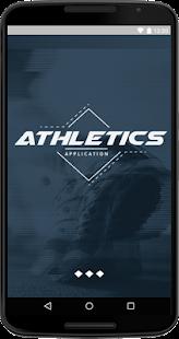 Athletics - náhled