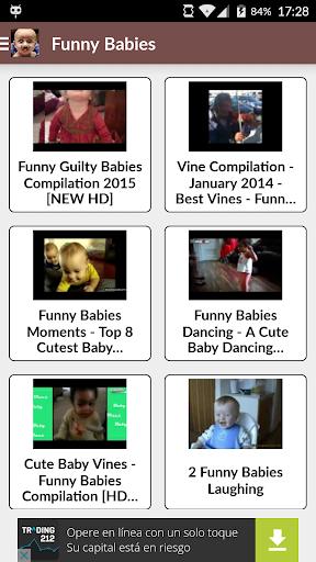 玩娛樂App 宝宝搞笑视频免費 APP試玩