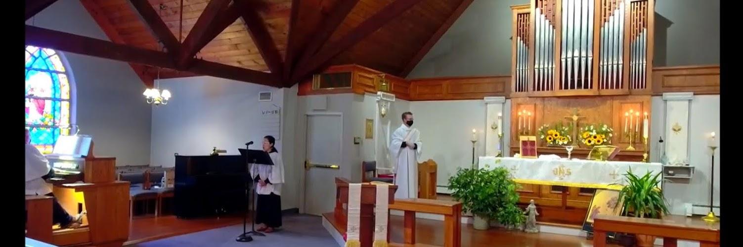 St. Raphael April 11, 2021     11:00 a.m. Service