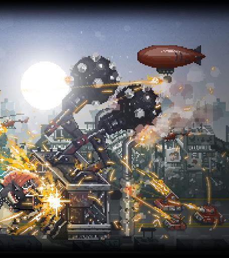World Beast War: Destroy the World in an Idle RPG 1.054 screenshots 2