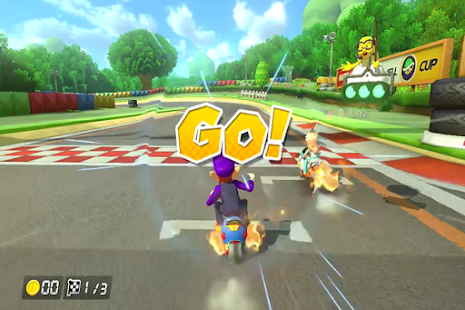 Top Mario Kart 8 Cheat - náhled