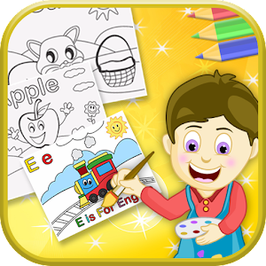 Kids Book- Draw, Color & Learn for PC and MAC