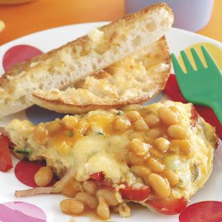 Baked Bean Frittata