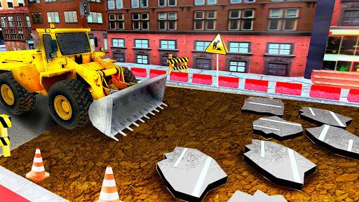 Heavy Excavator Simulator PRO 2020 5.0 screenshots 6
