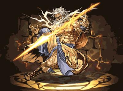 怒雷の全能神・ゼウスーGIGAー
