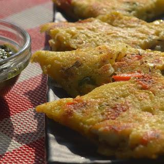 Moong Dal Flour Recipes